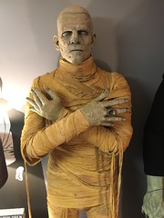 Universal Monster The Mummy Imhotep Life Size Replica Prop (garystrange) Tags: frankenstein prop life size replica 11 halloween boris karloff mummy imhotep universal