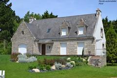 Belle maison de Bretagne (Monde-Auto Passion Photos) Tags: maison bretagne saintphilibert france