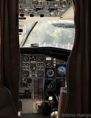 Co-Pilot's View (Antônio A. Huergo de Carvalho) Tags: embraer emb121 emb121a xingu xingú xinguii ptmbb cockpit painel instruments instrumento aviation aircraft airplane aviação avião aviaçãoexecutiva