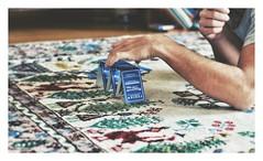 * (PattyK.) Tags: ioannina giannena giannina greece grecia griechenland hellas ellada athome nikond3100 snapseed σπίτι χαλί τράπουλα χέρι ιωάννινα ελλάδα