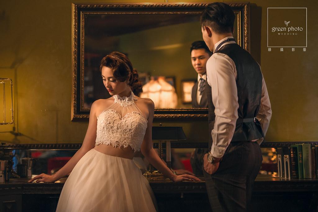 NIK_6749,[自主婚紗] Kevin&庭兒 婚紗照@復古婚紗