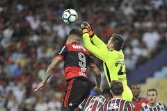 Brasileiro A 2017 - Fluminense x Flamengo (@rmandopaiva) Tags: guerrero juliocesar riodejaneiro rj