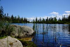 DSCF6123 (Miroslav Pivovarsky) Tags: vysoke tatry slovak slovakia natur nature outdoor fujifilm x70 mountains hiking hikings strbske pleso tarn wather sun day sunday