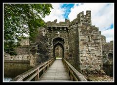 Beaumaris Castle Barbican (veggiesosage) Tags: angelsey wales aficionados gx20 beaumaris beaumariscastle sigma1020mmf456dc castle