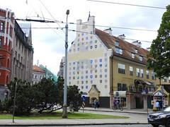 26 giu 2017 - Riga (70) (Thelonelyscout) Tags: riga lettonia latvia blackheads three brothers
