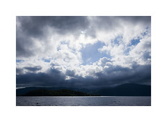 IMG_0265_small (ThomasKrannich) Tags: clouds dramatic hole horizon lake landscape lochlomond nobody outdoor scotland sky sun view water canon g9x