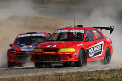Rallycross (Explore 10/06/17) (Alan McIntosh Photography) Tags: action sport motorsport race rallycross speed car carnell raceway stanthorpe rxa