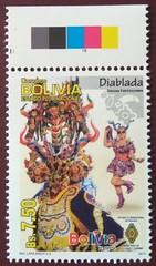 stamp (Sasha India) Tags: bolivia stamps philately sellos briefmarken