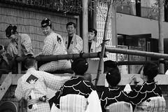 Asakusa (Yuta Ohashi LTX) Tags: asakusa japan sanja festival street snap 祭 浅草 東京 日本 スナップ tokyo 三社祭 白黒 モノクロ black white monochrome bw
