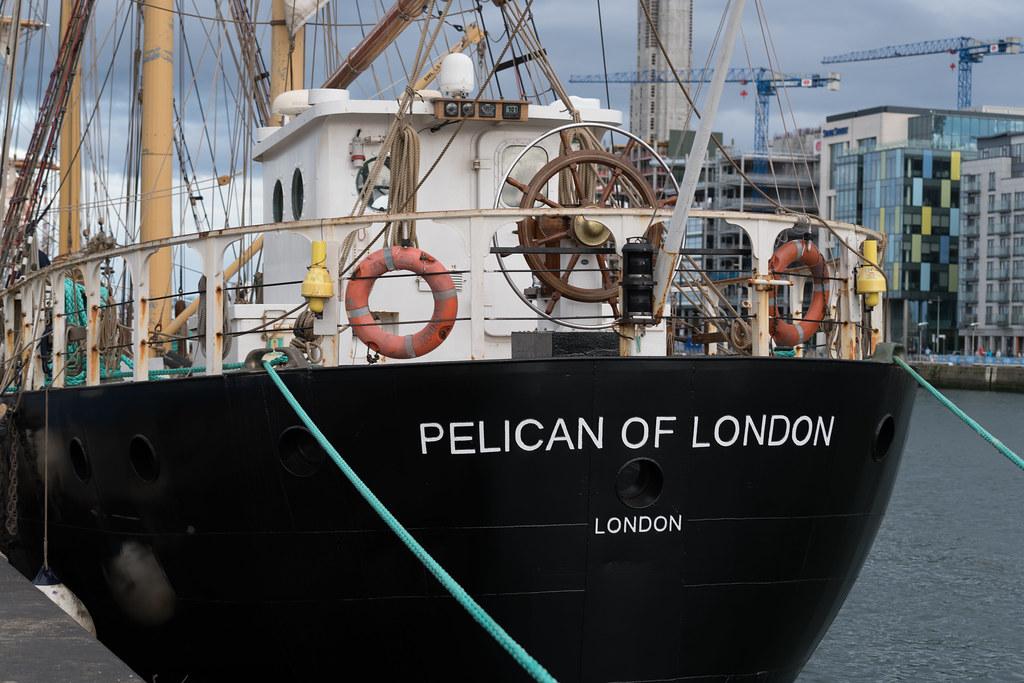 PELICAN OF LONDON [VISITS THE DUBLIN PORT RIVERFEST]-129318