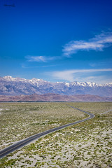 Into the mountains I go to lose my mind and find my soul. (Maripalli) Tags: lonepine easternsierras roadtrip road transportation nevada california lonely mountwhitney
