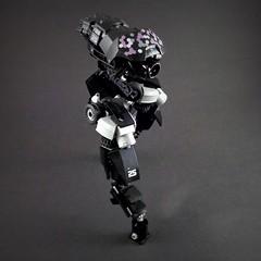 ST2-MECHA (Marco Marozzi) Tags: lego legomech legodesign marozzi marco moc mecha mech robot drone walker