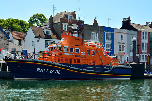 RNLB Ernest & Mabel / Weymouth