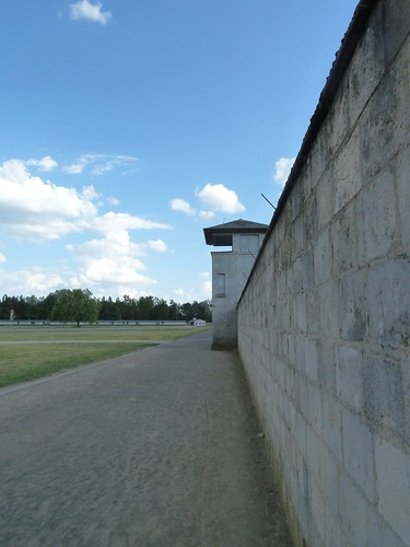 Sachsenhausen KZ camp