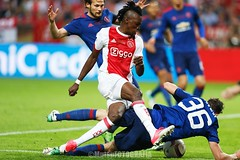 Ajax vs Manchester United (Kwmrm93) Tags: fodbal voetbal 足球 ποδ σφαιρο футбол サッカー フットボール votebol sports sport soccer nogomet jalkapallo futbol futebol fodbold football fotbal fotball fotboll fusball fussball esport deportivo canon deportiva calcio fudbal uefa europaleague final sweden solna friendsarena manchester ajax action