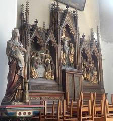 Sint-Medarduskerk, Wervik (Erf-goed.be) Tags: wervik sintmedarduskerk kerk archeonet geotagged geo:lon=30415 geo:lat=507772 westvlaanderen
