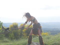 Shooting Skyrim - Ruines d'Allan -2017-06-03- P2090761 (styeb) Tags: shoot shooting skyrim allan ruine village drome montelimar 2017 juin 06 cosplay