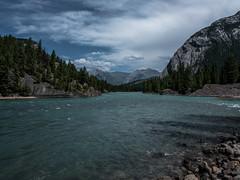 Banff and Lake Moraine with the Fuji GFX (John Kitchens) Tags: banff lake moraine canada fuji gfx