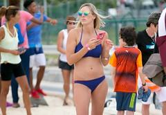 Hannah of Getting Stamped at Maho Beach