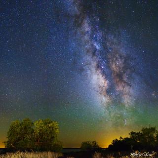 Milky Way - May 2017_MG_8745-8748-Pano