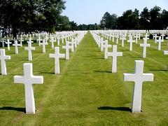 2005-07-17 il cimitero di omaha beach (GrecoUBoss) Tags: war cemeter spiaggia dello sbarco omaha beach
