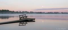 Aamu Kyrösjärvellä 7 (sirpamak) Tags: finland suomi lake järvi auringonnousu sunrise early morning landscape järvimaisema kyrösjärvi ikaalinen