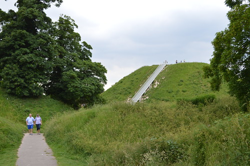 Castle Mound, Thetford