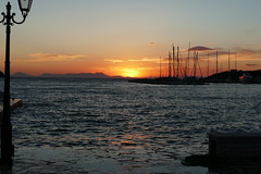 P1000592 (FAJM) Tags: greece syvota sivota thesprotia epirus σύβοτα θεσπρωτία ήπειροσ ελλάδα sunset corfu sea κέρκυρα