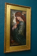 Part of the Pre-Raphaelite collection (koukat) Tags: uk drive birmingham midlands preraphaelite collection art gallery museum