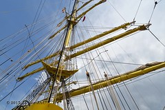 El Velero Rumano Mircea es un velero del tipo barca de tres mástile  (29) (javier_cx9aaw) Tags: elero rumano mircea