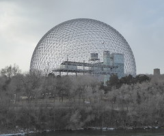 Biosphere (clarebear483) Tags: canada quebec expo67 biosphere