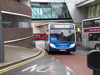 stagecoach north east NK09 FME 24113