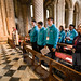 "Secondary students help lead the transition for year 6 leavers at services held in Durham Cathedral • <a style=""font-size:0.8em;"" href=""http://www.flickr.com/photos/23896953@N07/35224314856/"" target=""_blank"">View on Flickr</a>"