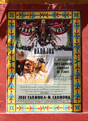 Badajoz (hans pohl) Tags: espagne estrémadure badajoz publicités advertising faïences tiles art