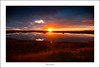 Sunset on the Isle of Lewis (G. Postlethwaite esq.) Tags: canon40d hebrides isleoflewis lochs scotland sigma1020 clouds outdoor photoborder reflection sky sunset water wideangle windmill