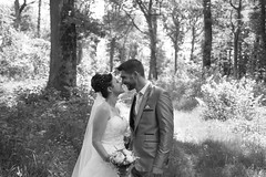 Victoria & Yannick (Aliice.Photography) Tags: mariage wedding lovers amoureux forêt forest nature portrait