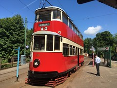 Metropolitan Electric Tramways 331 (TC60054) Tags: nationaltramwaymuseum crichtramwaymuseum crichtramwayvillage crich centreentrance london prototype feltham 331 met metropolitanelectrictramways