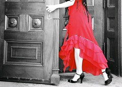 Found this old pic I took of Paulina in 2008 at Basilica of St. Josaphat in Milwaukee.   . . #door #SpotColor #LadyInRed #heels #canon #film #church #Southside #Milwaukee #milwaukeevibe #mke #dearmke #Basilica (Kaiser33) Tags: basilica southside milwaukee milwaukeevibe mke canon dearmke ladyinred church film spotcolor door heels