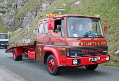 TV013391-Great Orme (day 192) Tags: llandudno greatorme thegreatorme greatormeroadrun truck lorry lorries wagon classiclorry preservedlorry vintagelorry rayherrittssons bedford tl bedfordtl a868ocl