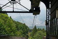 R0018794 (Mickey Huang) Tags: ricoh gxr grlensa1250mmf25macro kyoto japan travel 京都 日本 旅行 比叡山 ropeway