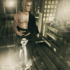 """""""In order to love who you are, you cannot hate the experiences that shaped you !"""" (Roy Mildor - I am how I am !) Tags: roymildor catwa gabriel nomatch photography sl secondlife profile ar2style"""