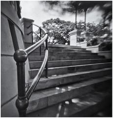 Fotografía Estenopeica (Pinhole Photography) (Black and White Fine Art) Tags: aristaedu400 pinhole6214x214 pinhole03mm niksilverefexpro2 lightroom3 camaraestenopeica pinholecamera esteno agujero estenopeica pinhole sanjuan oldsanjuan viejosanjuan puertorico bn bw