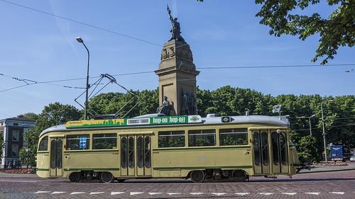 Tourist Tram Plein 1813