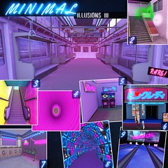 MINIMAL - Illusion III Backgrounds (MINIMAL Store) Tags: minimal x epiphany