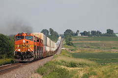 BNSF 5059 (CC 8039) Tags: bnsf trains ac44cw c449w es44ac milledgeville illinois