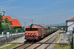 Sao Pedro Da Torre. (***REGFA***) Tags: medway tren train comboio mercadorias 1911 comboios de portugal renfe
