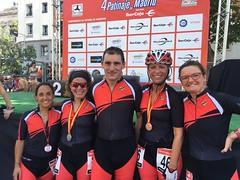 P. en línia | Ester Margalef, 3a millor roller d'Espanya en marató