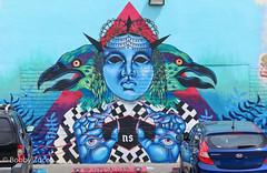 Leah art Florida (ZUCCONY) Tags: streetart 2017 fl hialeah florida unitedstates us bobby zucco bobbyzucco pedrozucco yesstreetart rue calle urbanart miami