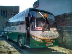 Ang bagong bus ni Kuya Franco (PBF-Mr. Beeboy 901) Tags: baliwagtransitinc bti 1713 daewoo bs106 doosan de08tis santarosamotorworksinc columbianmanufacturingcorp manualtransmission busphotography