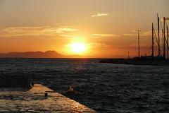 P1000584 (FAJM) Tags: greece syvota sivota thesprotia epirus σύβοτα θεσπρωτία ήπειροσ ελλάδα sunset corfu sea κέρκυρα